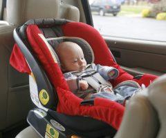 car seat sized